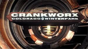Crankworx Colorado Webcast Logo