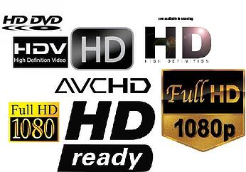 What does HD webcast mean?