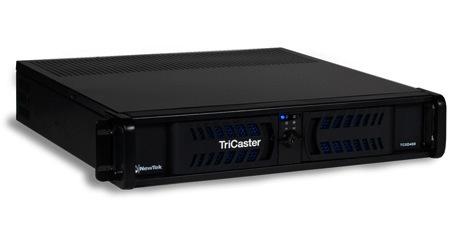 TriCaster 455 Rental - Los Angeles CA